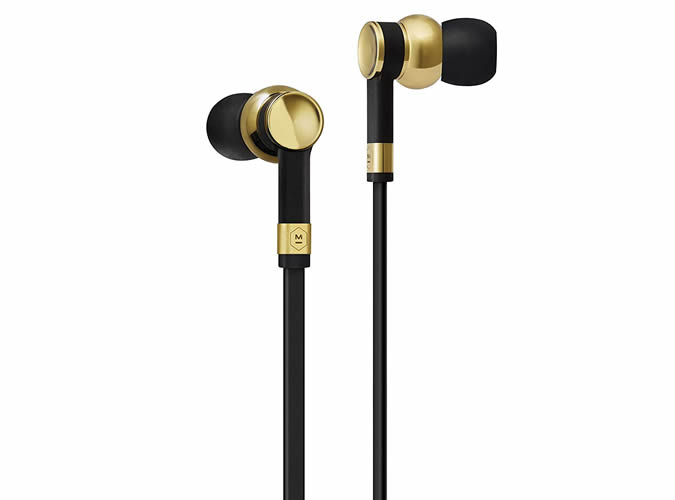 Master & Dynamic ME05 In Ear Headphone - Brass