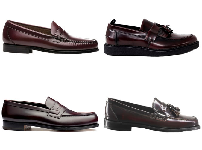 The best oxblood loafers for men