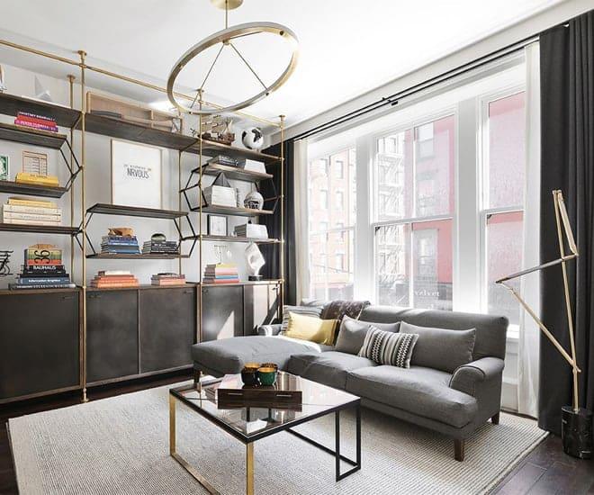 New York City Apartment Streets: Luxury Apartment In New York City 211 Elizabeth Street
