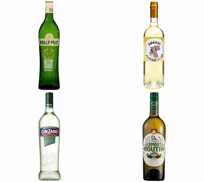 The best vermouths for a martini