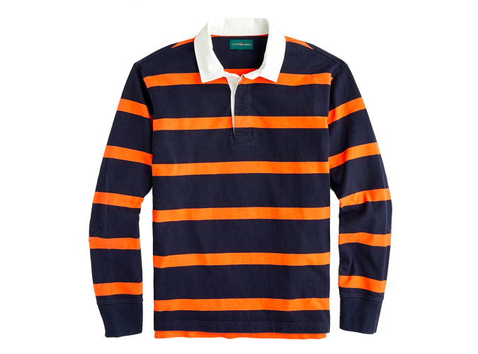 1984 Rugby shirt in stripe