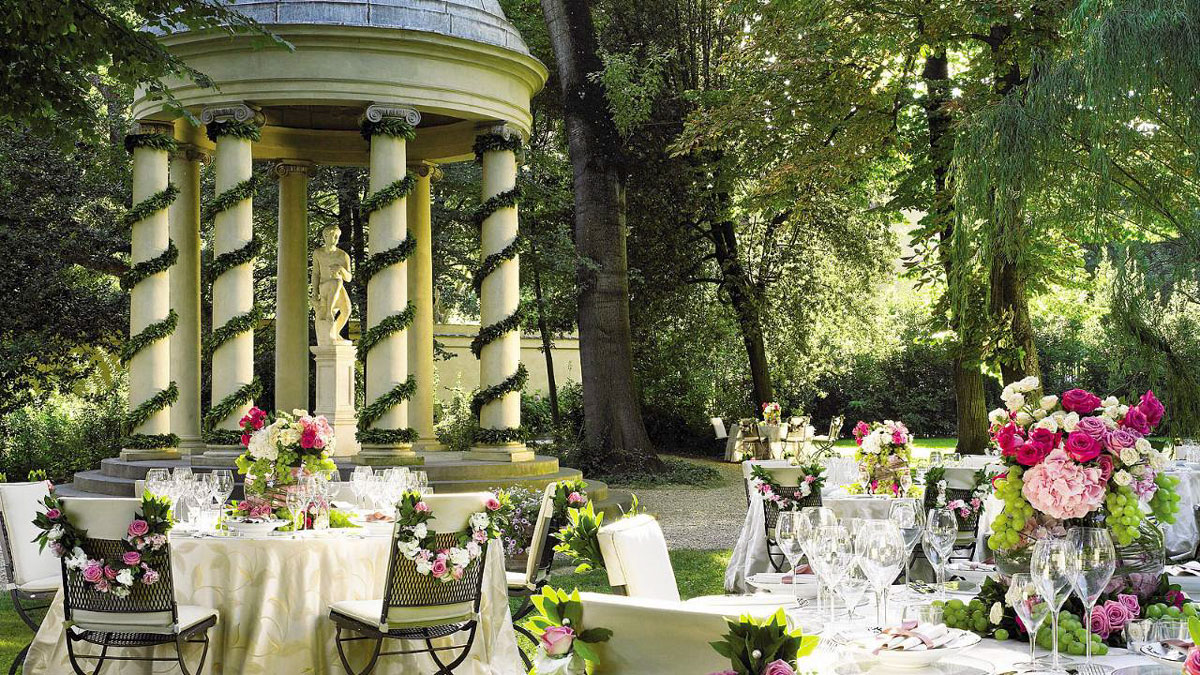 Four Seasons, Florence Luxury Italian Wedding Venues You Have to See to Believe