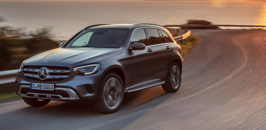 Mercedes-Benz GLC Class Best Compact SUV