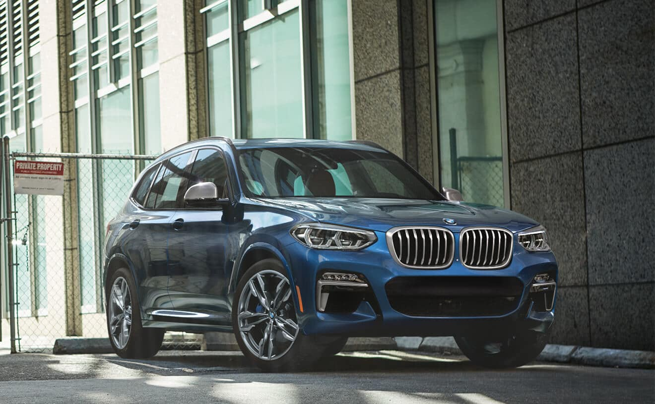 BMW X3 The Best Luxury Compact SUV