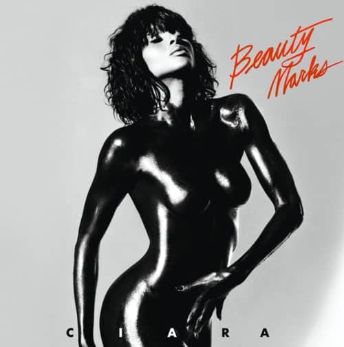 Ciara Beauty Marks Album Cover