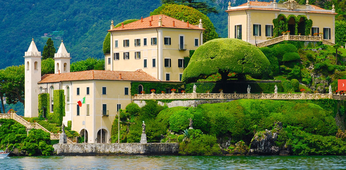 Villa del Balbianello Luxury Italian Wedding Venues You Have to See to Believe