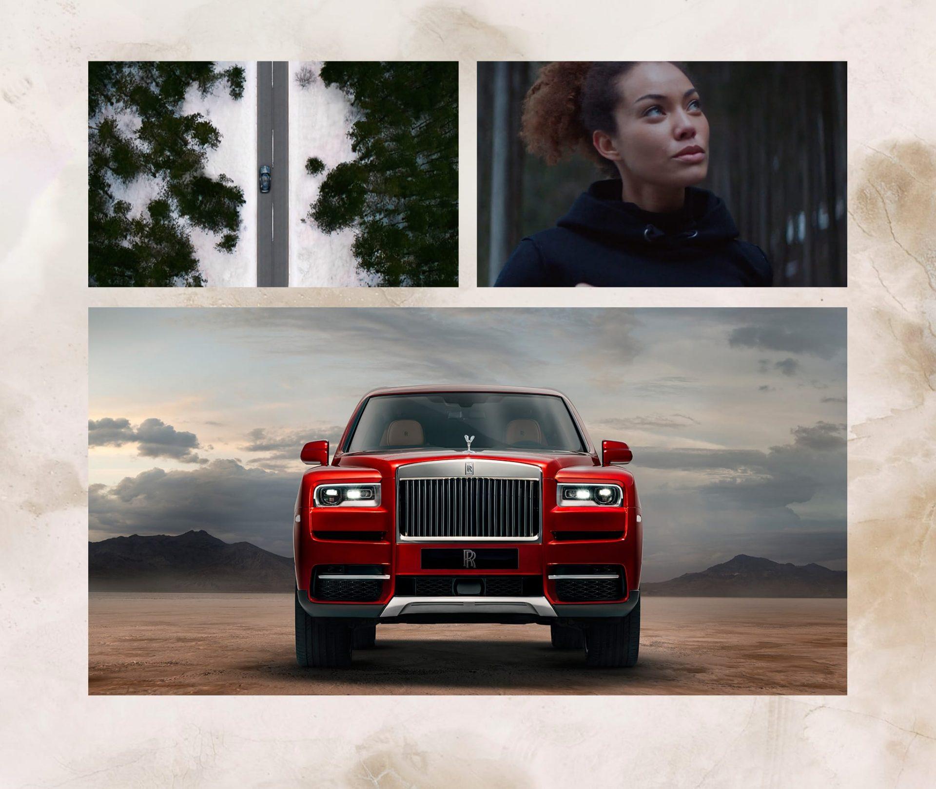 Rolls-Royce Cullinan: A Look Inside