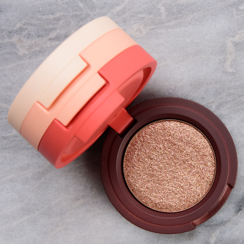 Kaja Baked Cinnamon Bounchy Shimmer Eyeshadow