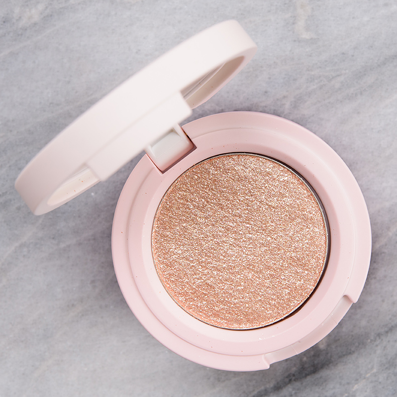 Kaja Champagne Cream Bounchy Shimmer Eyeshadow