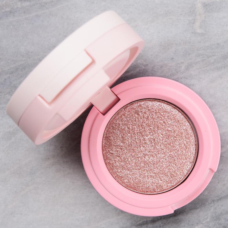 Kaja Ballerina Pink Bounchy Shimmer Eyeshadow