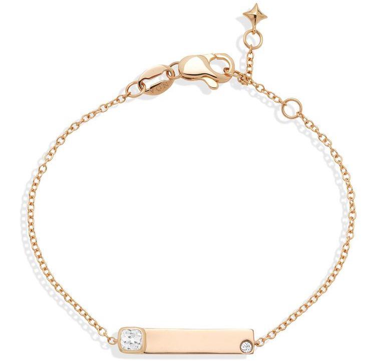 name bracelet luxury baby gifts