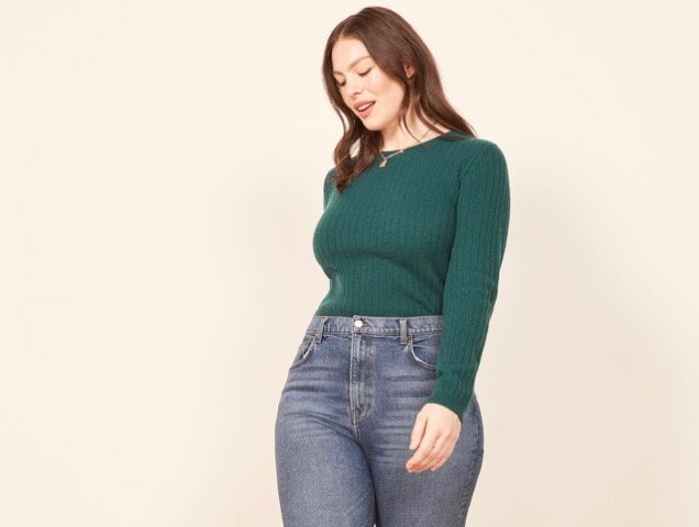 3ae03af6c6f The Most Flattering High-Waisted Jeans for Every Body Type ...