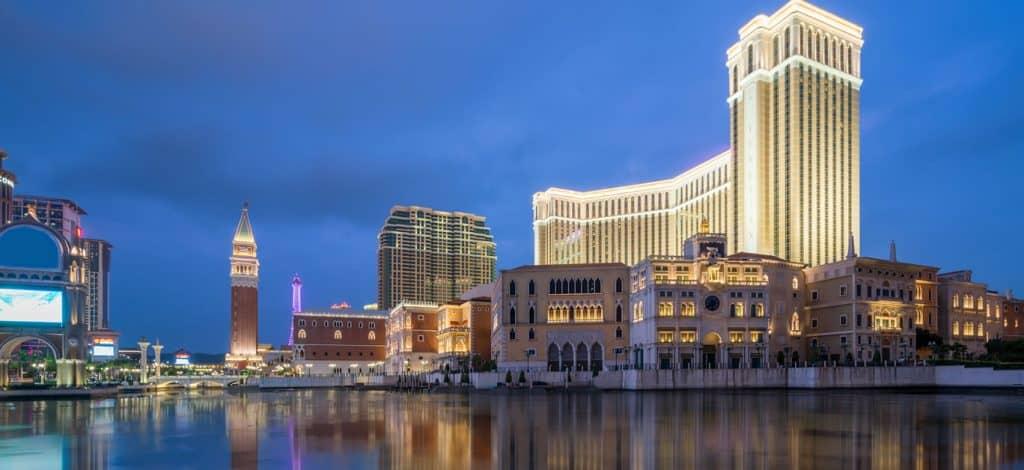 Top Casinos In Macau