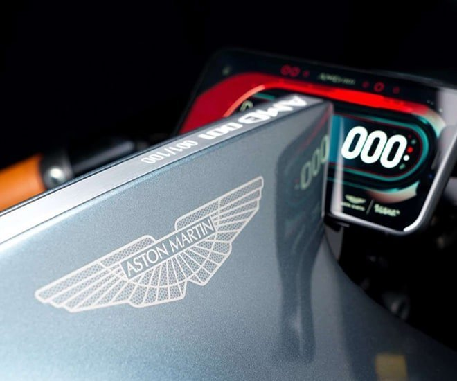 The AMB001 Aston Martin X Brough Superior Is An Automotive