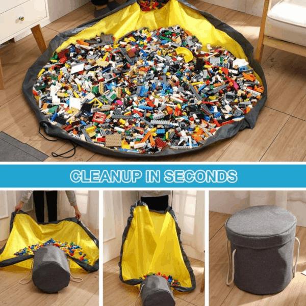 Revolutionary Toy Storage Bag 3