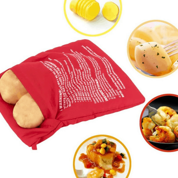 Potato Express Cooker Bag 2