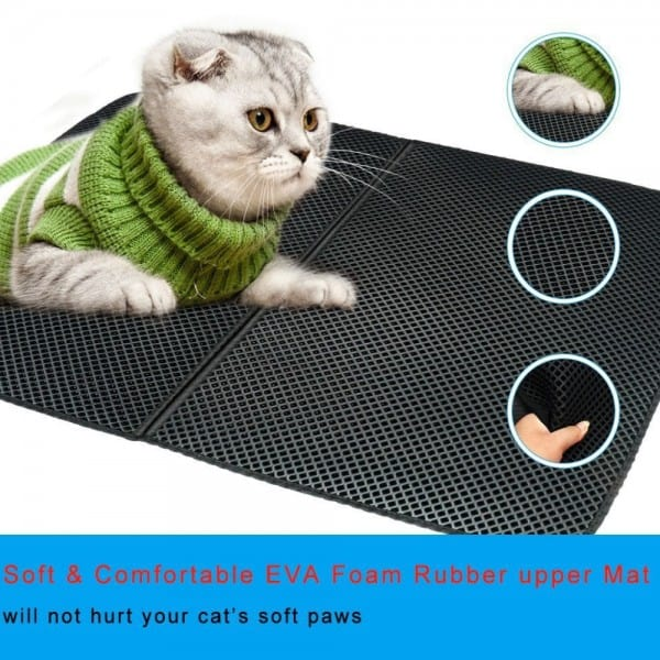 Cat Litter Mat 4
