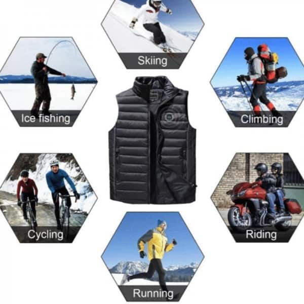 Warming Heated Vest 2
