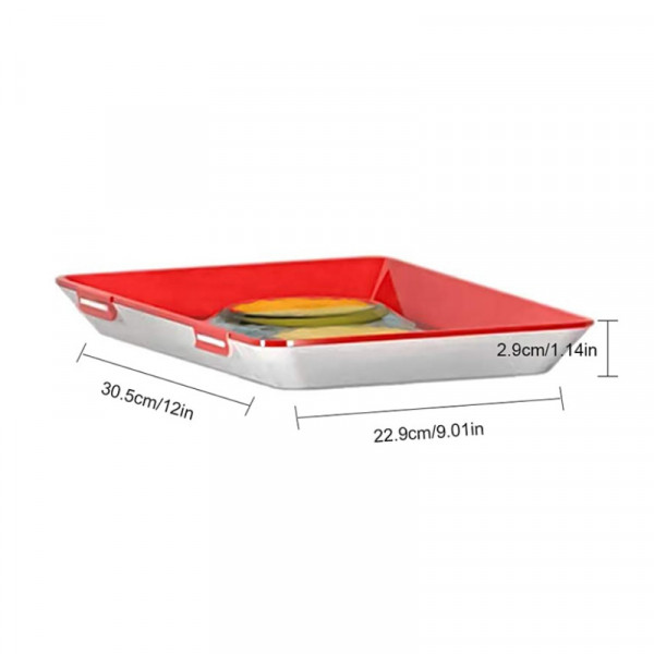 Eco Food Preservation Tray 5