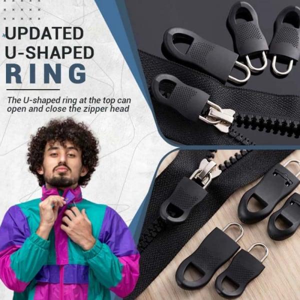 Universal Detachable Zipper Puller Set  3