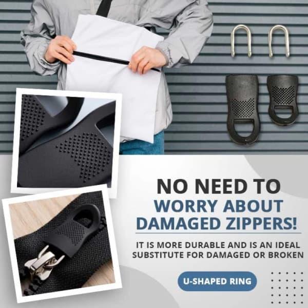 Universal Detachable Zipper Puller Set  6