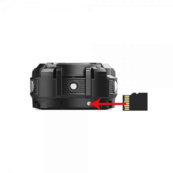 IP68 Waterproof WIFI Action Camera 2