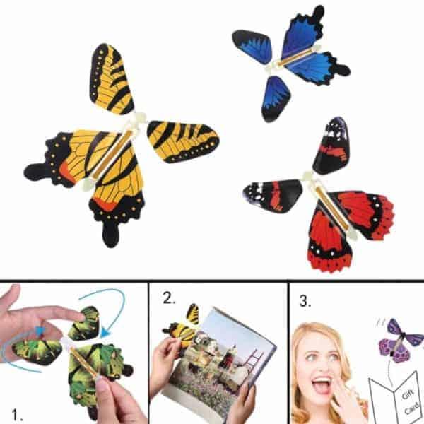 The Magic Surprise Butterflies (50PCS) 2