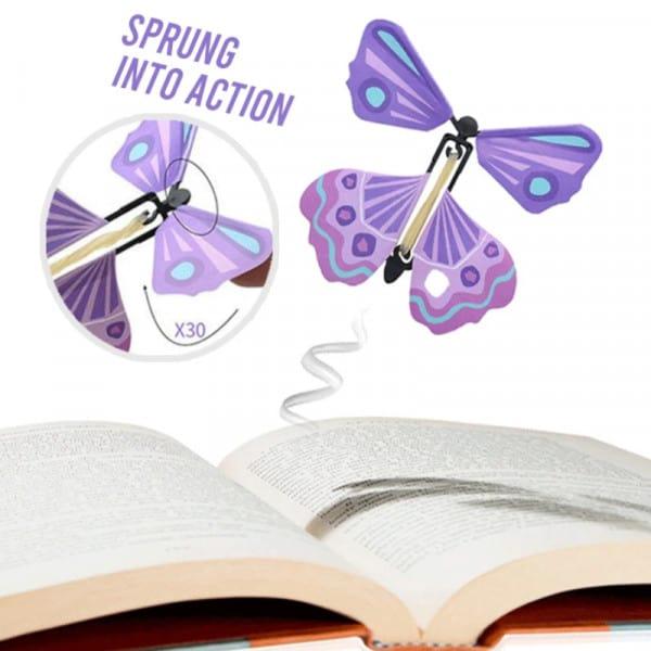 The Magic Surprise Butterflies (50PCS) 4