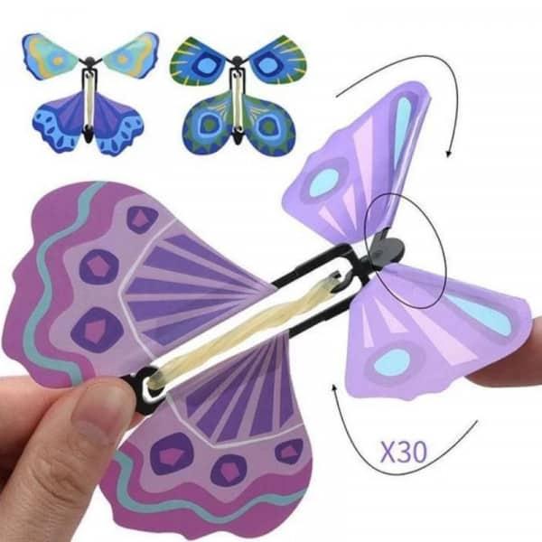 The Magic Surprise Butterflies (50PCS) 3