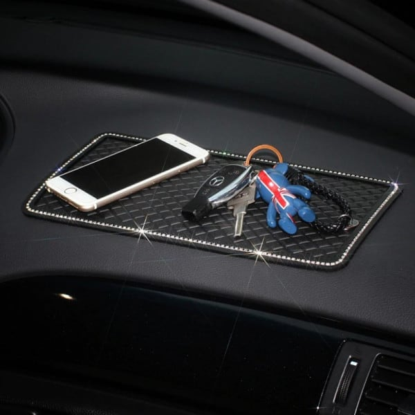 Car Rhinestone Anti Slip Mat 4