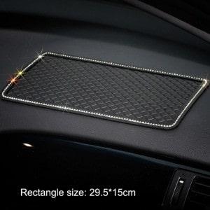 Car Rhinestone Anti Slip Mat 3