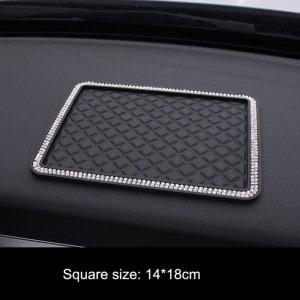 Car Rhinestone Anti Slip Mat 2