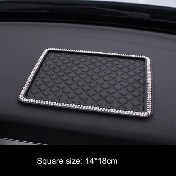 Car Rhinestone Anti Slip Mat 2